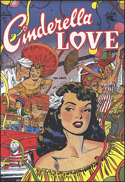 Cinderella Love Matt Baker