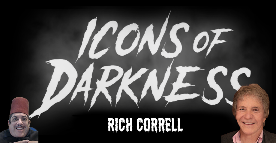 Icons of Darkness Logo w Macabre and Correll