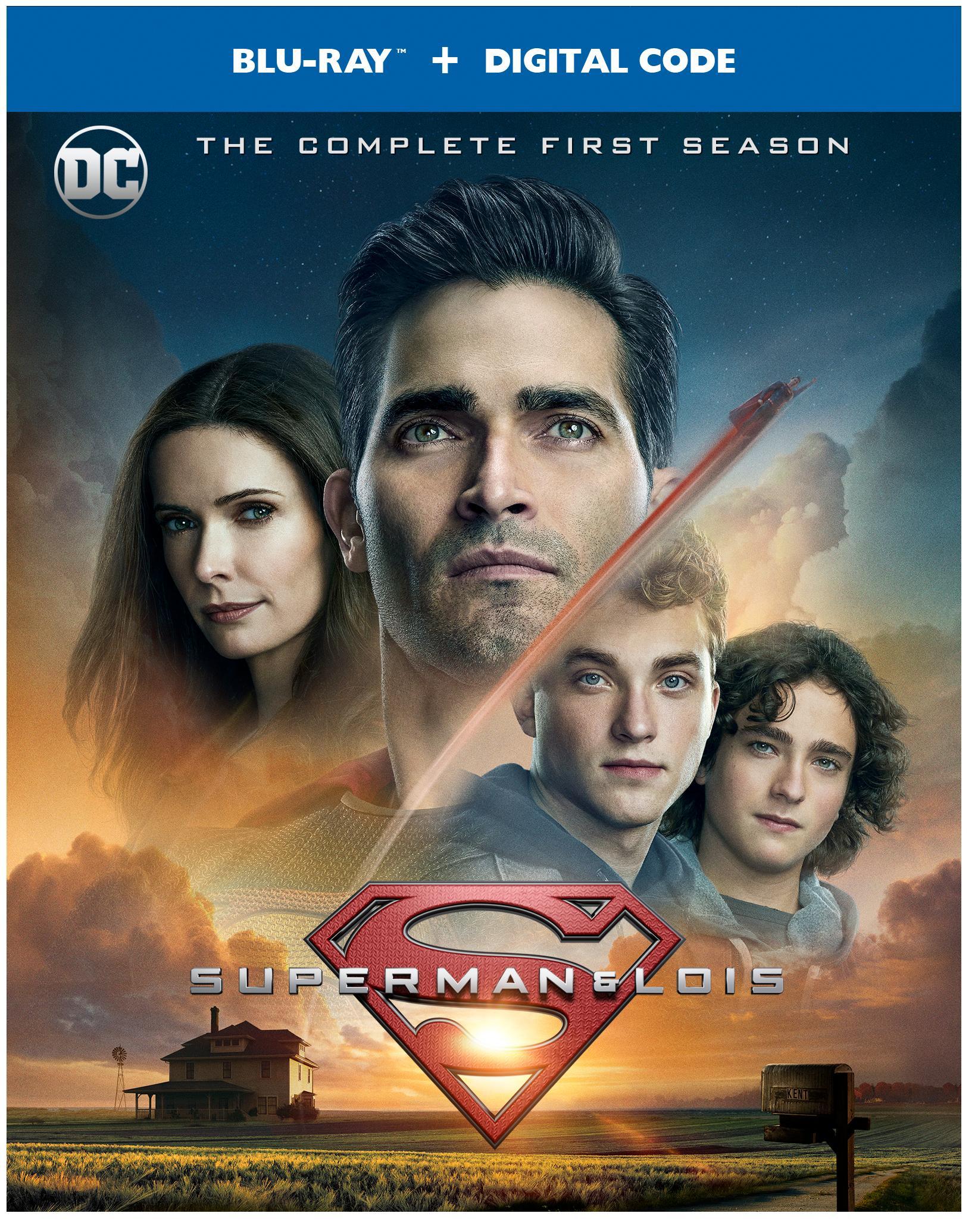 Superman & Lois BD Boxart2
