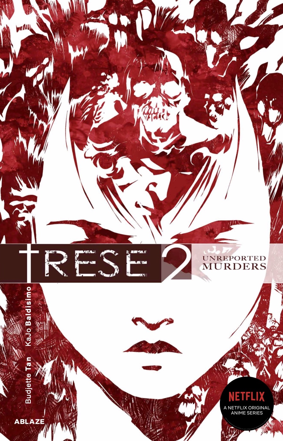 TRESE GN VOL 2 COVER