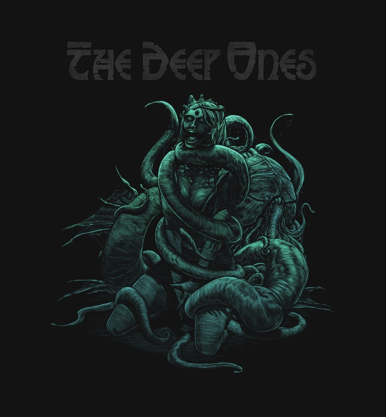 The-Deep-Ones-movie-film-horror-Lovecraftian-2020-poster
