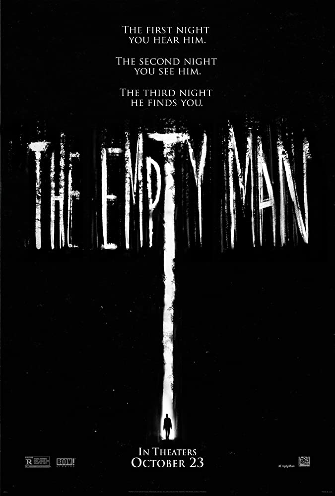 The Empty Man Poster 2