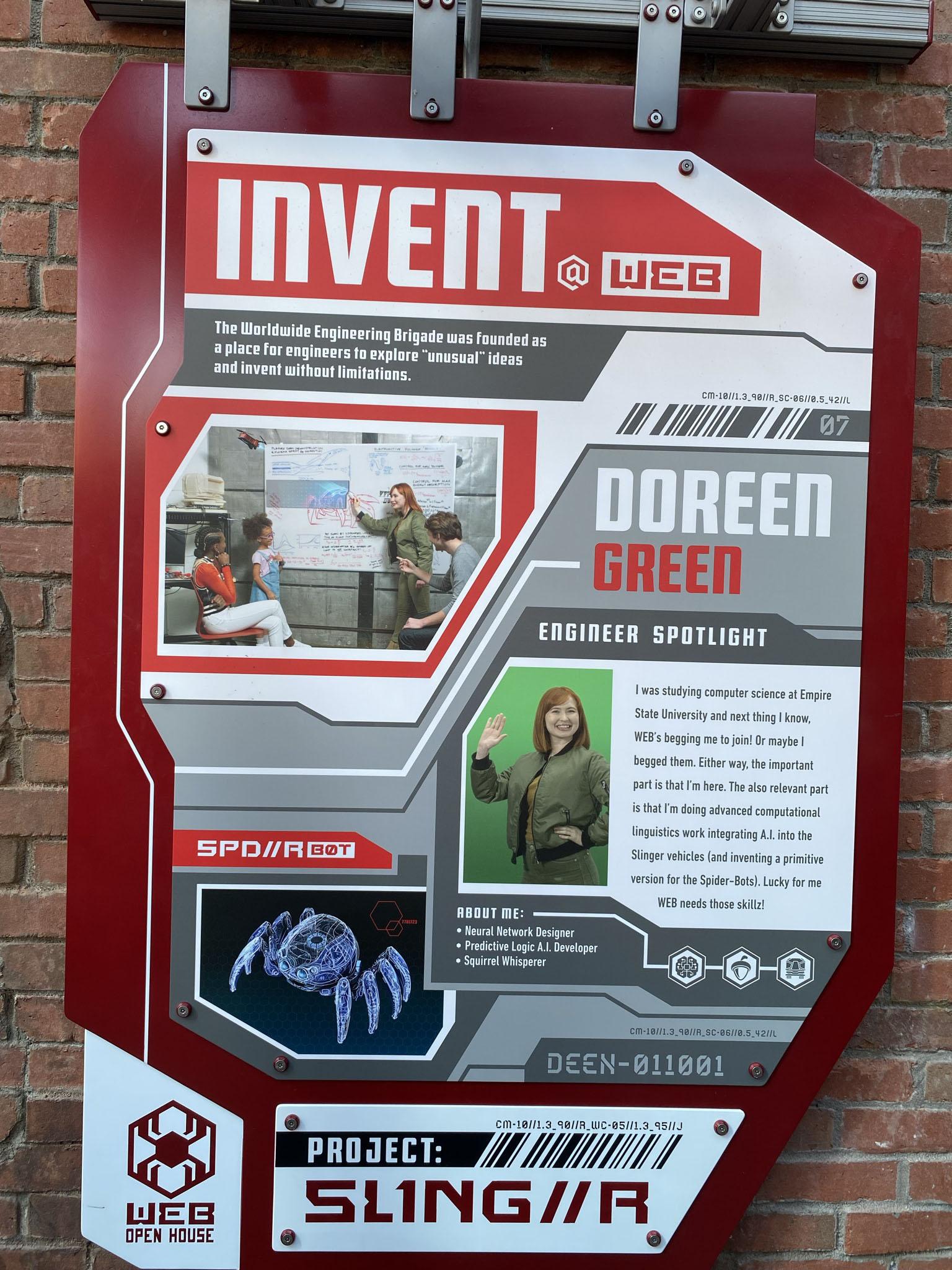 WEB Doreen