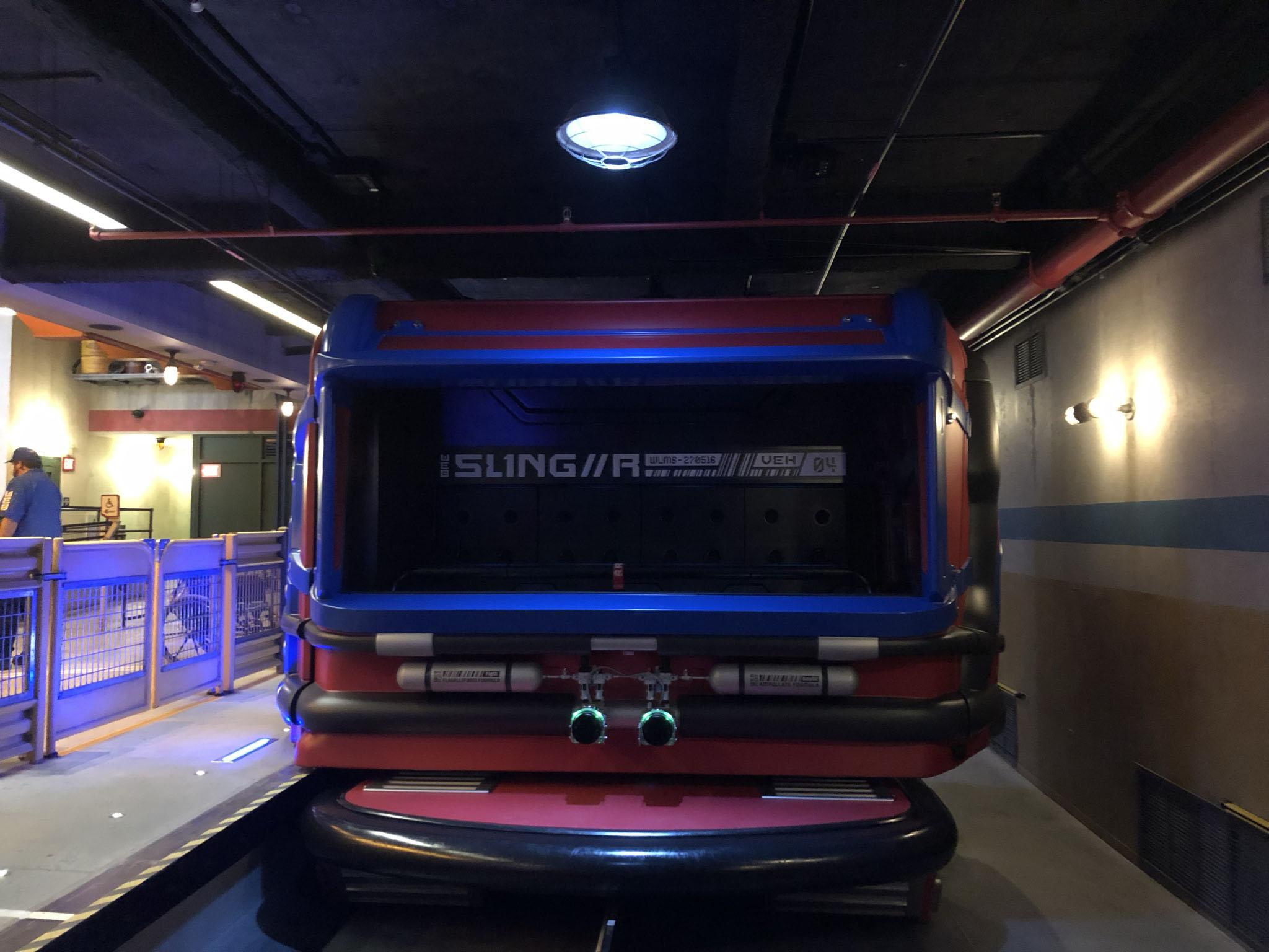 WEB vehicle