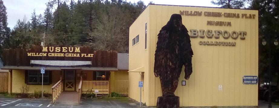 bigfoot museum willow creek